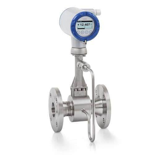 Vortex-Durchflussmesser / für Flüssigkeiten / für Wasser / für Chemikalien