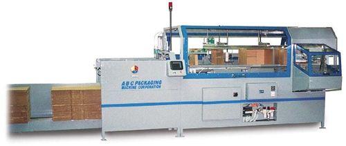 Automatischer Kartonaufrichter / Klebeband / hohe Drehzahl 20 - 30 p/min   340 A-B-C Packaging