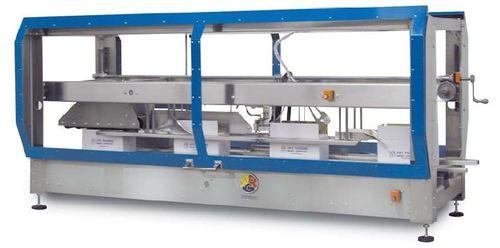 Doppelklappen-Kartonverschließer / Klebeband 436 A-B-C Packaging