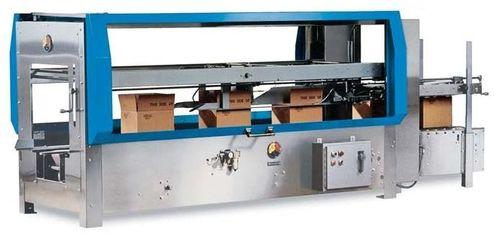 Doppelklappen-Kartonverschließer / Klebeband 30 A-B-C Packaging