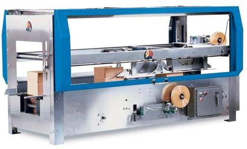 Doppelklappen-Kartonverschließer / Klebeband 30T A-B-C Packaging