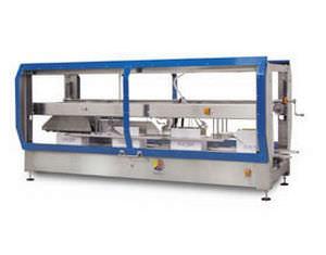 Doppelklappen-Kartonverschließer / Klebeband 436T A-B-C Packaging