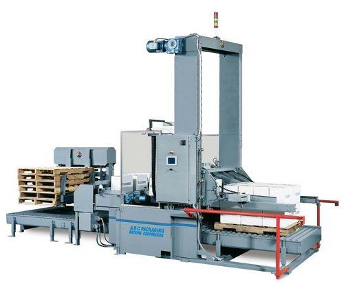 Bodenlade-Palettierer / schwere Pakete / für Kisten / modular 72AH series A-B-C Packaging