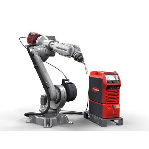 Knickarmroboter / MIG/MAG-Schweißen / Handling / für Industrieanwendungen