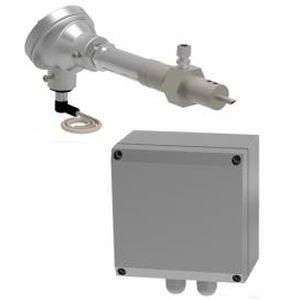 passive Sonde / Aktiv / Sauerstoff / Rauchgas