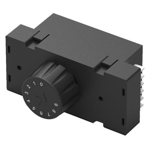 NTC-Thermostat / digital / programmierbar / IP20