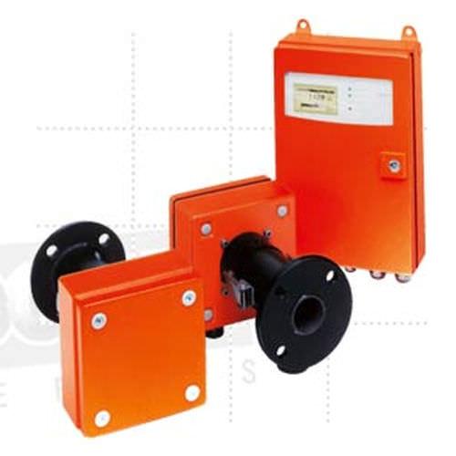 Messkontrollsystem / zur Verbrennungsregulierung