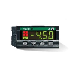 Anzeiger Controller / Prozess / Temperatur / digital / für Einbau