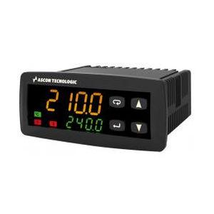 LED-Doppelanzeige-Temperaturregler / programmierbar / IP65