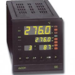 Temperaturregler mit Digitalanzeige / PID / konfigurierbar