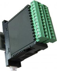 digitaler Temperaturcontroller / PID / konfigurierbar / DIN-Schiene