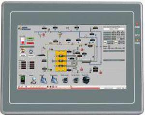 Touchscreen-Bedienterminal / einbaufähig / 1024 x 768 / TFT LCD