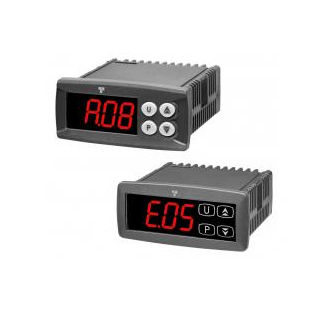 Frequenzanzeiger / digital / für Einbau / mit Alarm