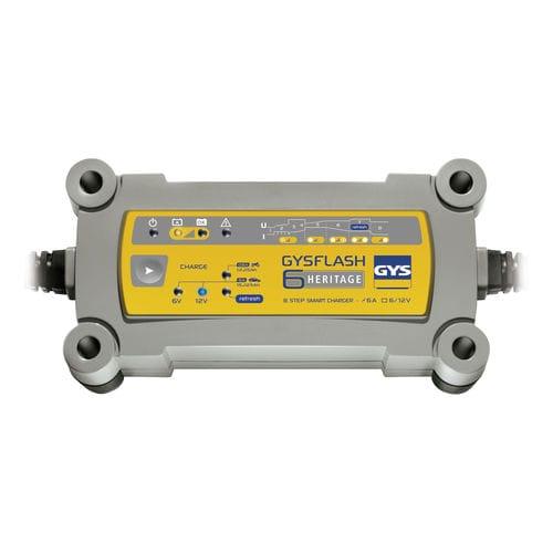 Blei-Säure-Batterieladegerät / mobil / für Wandmontage / automatisch