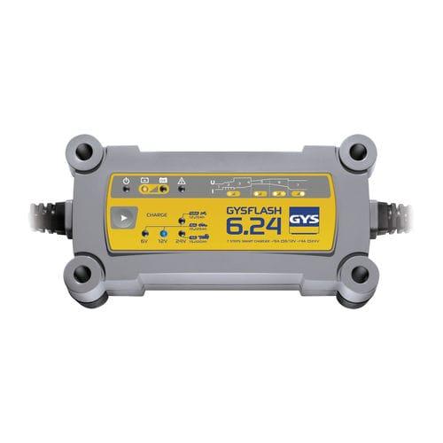 Blei-Säure-Batterieladegerät / Gel / mobil / für Wandmontage