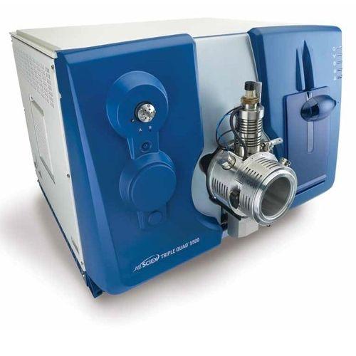Quadrupol-Massen-Spektrometer / Labor / PMT