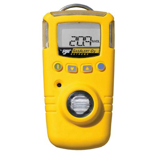 Eingas Detektor / Giftgas / tragbar / kompakt