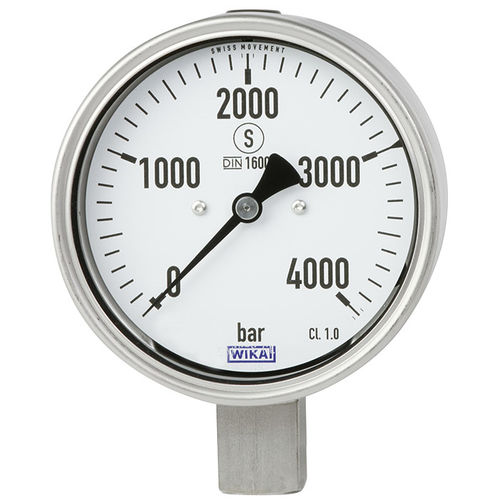 analoges Manometer - WIKA Alexander Wiegand SE & Co. KG