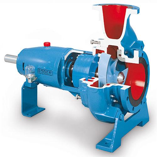 Pumpe für Schmutzwasser - Emile Egger & Cie SA