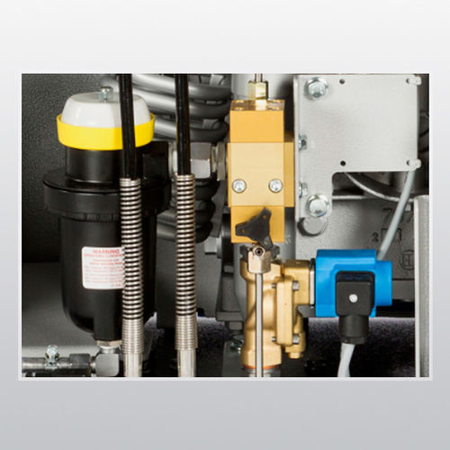 Kondensatablasshahn / Wasser / automatisch / elektronisch