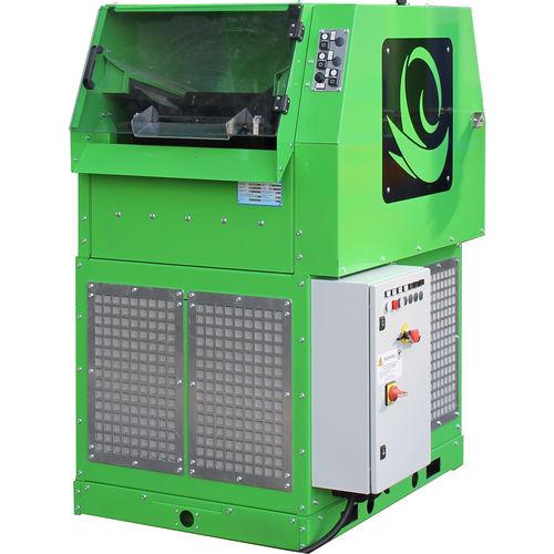 Vibrationsabscheider / Metall / für Abfall / Trockenmaterialien