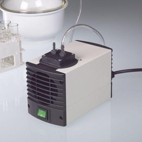 Membran-Vakuumpumpe / ölfrei / einstufig / geräuscharm
