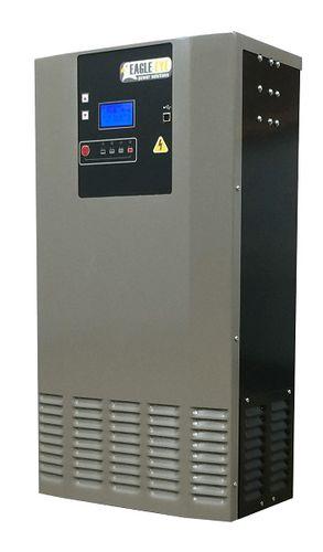 Blei-Säure-Batterieladegerät / automatisch / 3-Phasen / modular