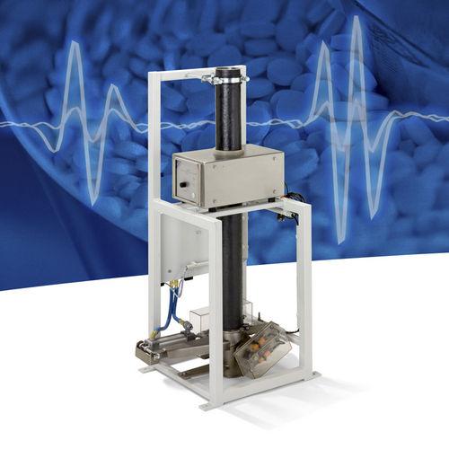 Fallrohr-Metalldetektor / für Schüttgut