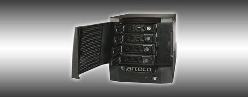 Videorekorder / für Videoüberwachung / DVR