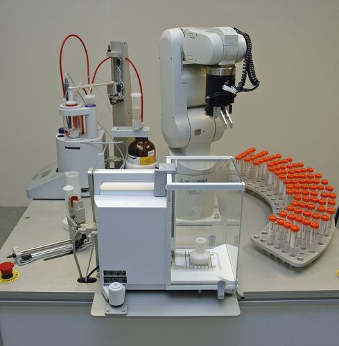 Automatisierter Titrator / Karl-Fischer Tix AB Controls, Inc.