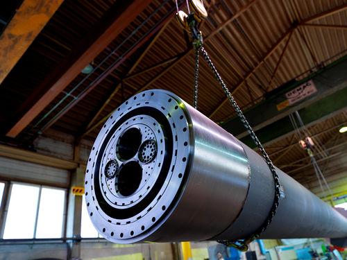 Schweröl Brenner / Multibrennstoff / Erdgas / Düsenmisch FLEXIFLAME™ A TEC GRECO Combustion Systems Europe