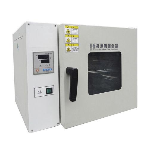 Ofen mit Trocknerfunktion / Kammer / Warmluftgebläse / für das Luftumwälzung HD-E806 HAIDA EQUIPMENT CO., LTD