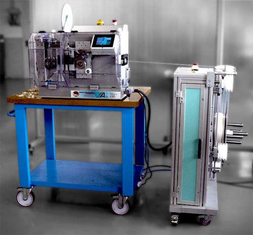 Rohr-Verarbeitungssystem / Schneid / Aufspulen / modular Bandy A UNO TEC