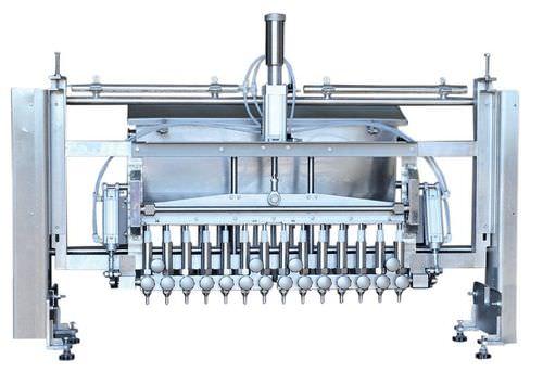 Flüssigmedien-Dosieranlage / volumetrisch / für die Lebensmittelindustrie max. 25 000 pz/h Procma s.r.l.