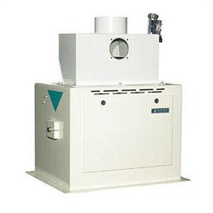 Trommel-Magnet-Abscheider / Öl / für Produktionsanlage DFRT Bühler