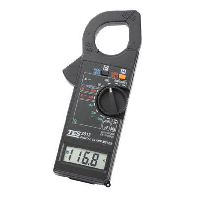 digitales Stromzangen-Multimeter / tragbar / 600 V / 1000 A