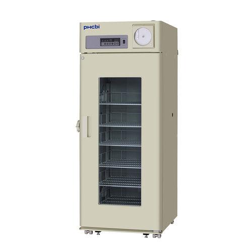vertikale Kühlschrank / Labor / für Blutkonserven