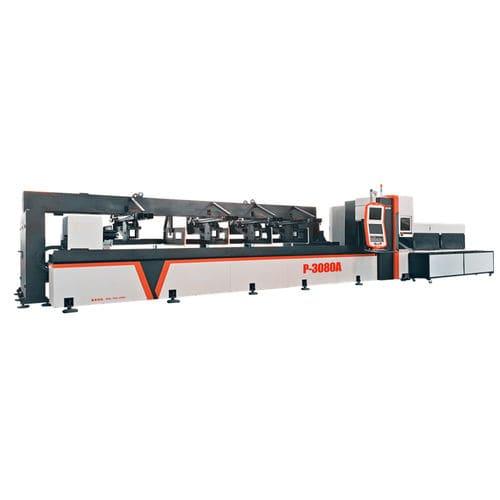 Schneidmaschine für Metall / Faserlaser / Rohr / Profil