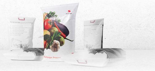 gewebter Sack / Polypropylen / Textilfaser