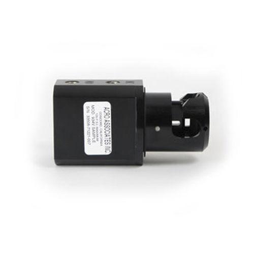 Quetsch Ventil / pneumatisch gesteuert / Edelstahl / Aluminium