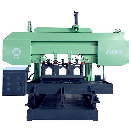Bandsägemaschine / für Kupfer / für Rohre / mit Kühlsystem OD.200mm*3pcs Zhejiang Weiye Sawing Machine Co., Ltd