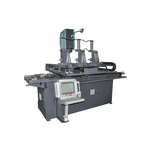 Bandsägemaschine / Graphit / für Blech / für PU-Weichschaumstoffblock Zhejiang Weiye Sawing Machine Co., Ltd