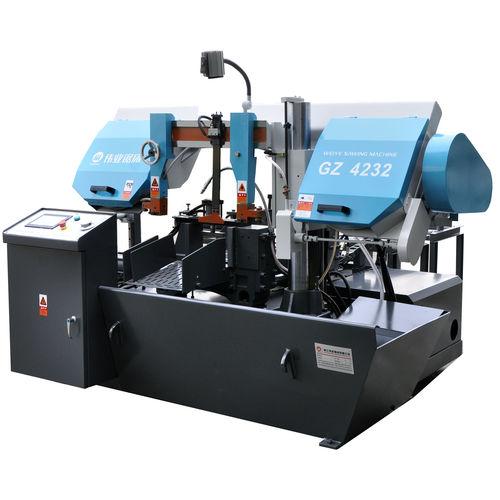 Bandsägemaschine / für Metall / automatisch / mit Kühlsystem