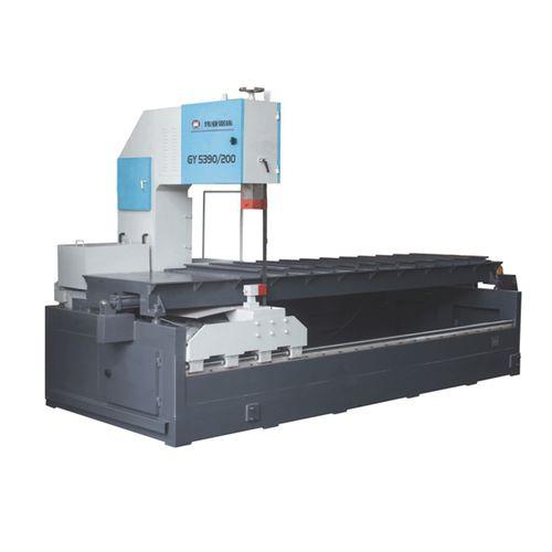 Bandsäge / für Metall / mit Kühlsystem / Längs CE 900H x 1000W x 2000L GY5390/200 Zhejiang Weiye Sawing Machine Co., Ltd