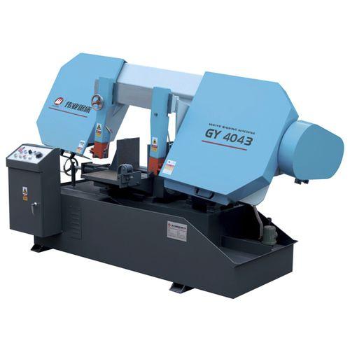 Bandsäge / für Metall / mit Kühlsystem / mit variabler Geschwindigkeit CE 350Hx430W GY4043 Zhejiang Weiye Sawing Machine Co., Ltd