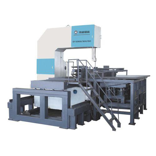 Bandsäge / für Metall / für Kunststoff / für Aluminium CE 1500H x 1000Wx 3000L GY53100 Zhejiang Weiye Sawing Machine Co., Ltd