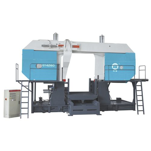 Bandsäge / für Metall / für Rohre / mit Kühlsystem CE 1600Hx1600W GY42160 Zhejiang Weiye Sawing Machine Co., Ltd