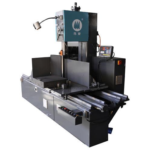 Bandsäge / mit Kühlsystem / hocheffizient / Längs CE 700H x 600W x 1200L WY5170 Zhejiang Weiye Sawing Machine Co., Ltd