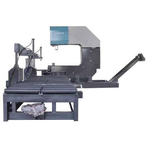 Bandsägemaschine / für Aluminium / für Rohre / für Profile GHK5380-180 Zhejiang Weiye Sawing Machine Co., Ltd