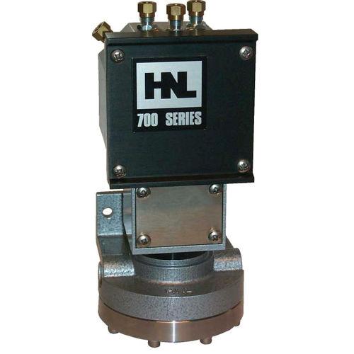 Druckschalter für Gas / Membran / für die Pneumatik / robust